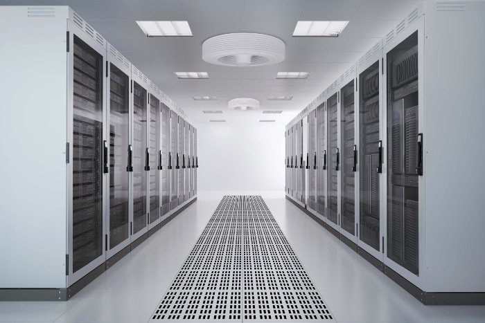 Preserve the lifespan of your servers by ventilating your rooms.