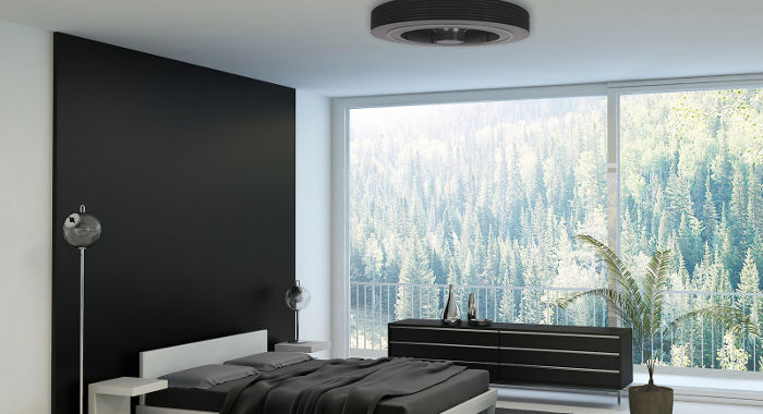 design ceiling fan hotel